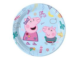 Procos Peppa Pig Party Teller 23cm