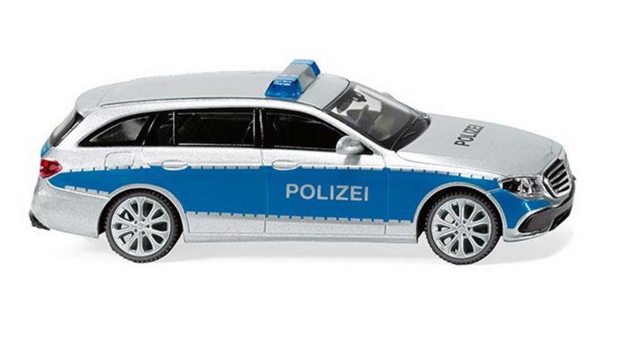 Wiking 022710 1 87 Polizei MB E Klasse S213