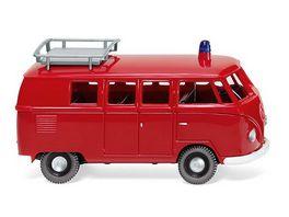 WIKING 078812 1 87 Feuerwehr VW T1 Typ 2 Bus
