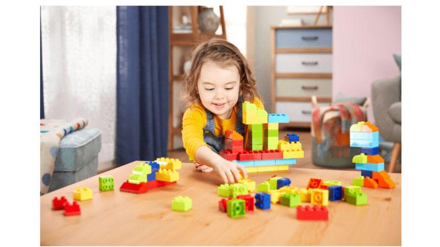 Fisher Price Mega Bloks Mini Bausteinbox 100 Teile