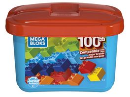 Fisher Price Mega Bloks Mini Bausteinbox 100 Teile
