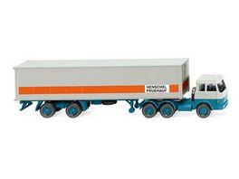 Wiking 052705 1 87 Containersattelzug Hanomag Henschel