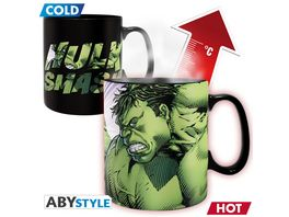 Marvel Hulk Thermoeffekttasse 460ml
