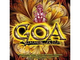 Goa Summer 2019