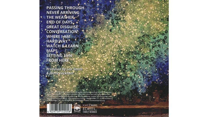 From Here CD Hardcover Mediabook