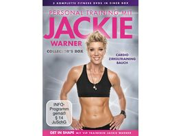 Jackie Warner Collector s Box 3 DVDs