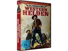 Glorreiche Westernhelden Deluxe Box 6 DVDs