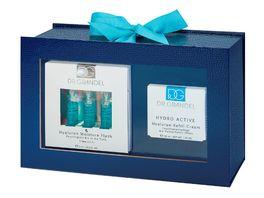 DR GRANDEL Geschenkbox Hyaluron Moisture Flash Ampullen und Hydro Active Refill Cream