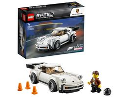 LEGO Speed Champions 1974 Porsche 911 Turbo 3 0