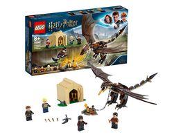 LEGO Harry Potter 75946 Das Trimagische Turnier der ungarische Hornschwanz