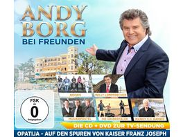 Andy Borg bei Freunden Opatija auf den Spuren v