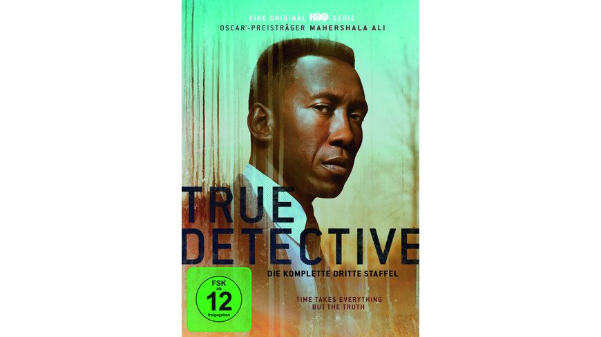 True Detective Staffel 3 3 DVDs