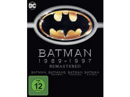 Batman 1 4 Remastered 4 BRs