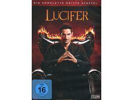 Lucifer Die komplette 3 Staffel 5 DVDs