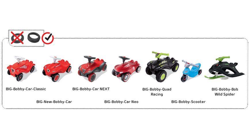 BIG BIG BOBBY CAR Start Stop Engine