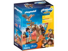 PLAYMOBIL 70072 PLAYMOBIL THE MOVIE Marla mit Pferd