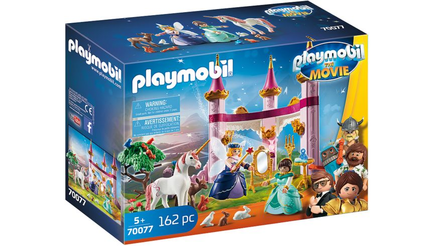 PLAYMOBIL 70077 PLAYMOBIL THE MOVIE Marla im Maerchenschloss