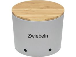 magu Zwiebeltopf Natur Design Silver