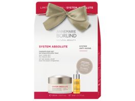 ANNEMARIE BOeRLIND SYSTEM ABSOLUTE ATTRAKTIVES PFLEGE SET TAG