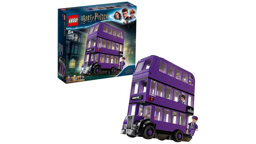 LEGO Harry Potter 75957 Der Fahrende Ritter