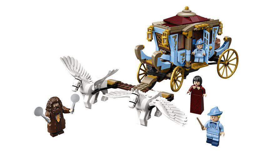 LEGO Harry Potter 75958 Kutsche von Beauxbatons Ankunft in Hogwarts