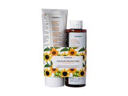 KORRES Sunflower Mountain Tea Collection