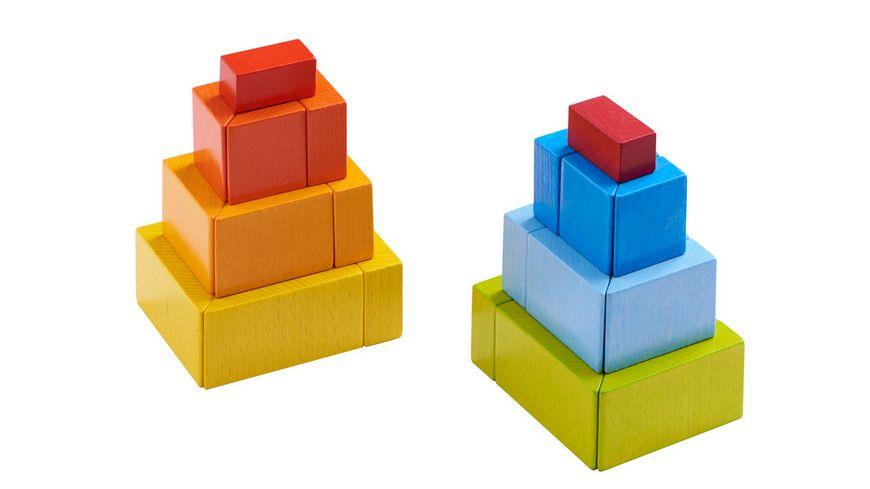 HABA 3D Legespiel Creative Stones