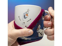 Paladone Products Ltd Frozen 2 Olaf Becher mit Waermer