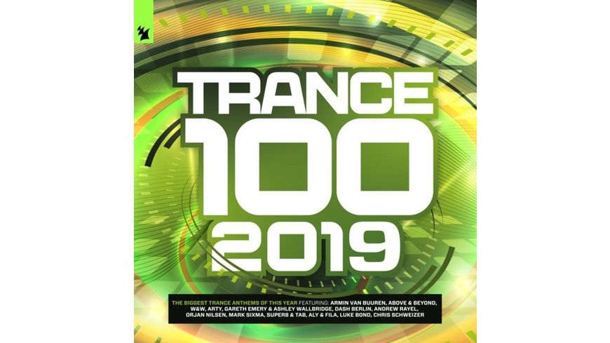 Trance 100 2019
