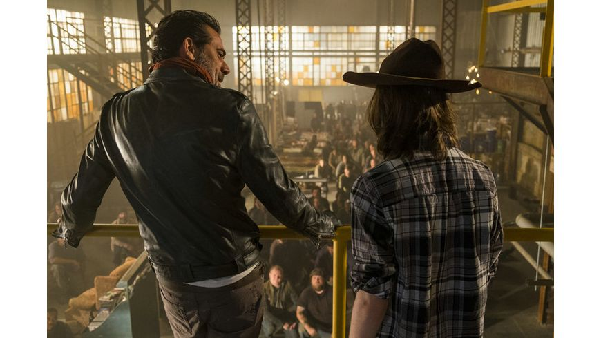 The Walking Dead Staffel 7 6 BRs