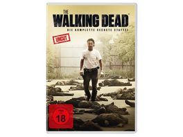 The Walking Dead Staffel 6 6 DVDs