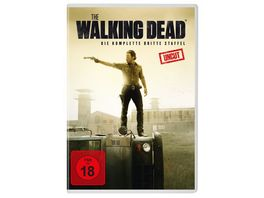The Walking Dead Staffel 3 Uncut 5 DVDs