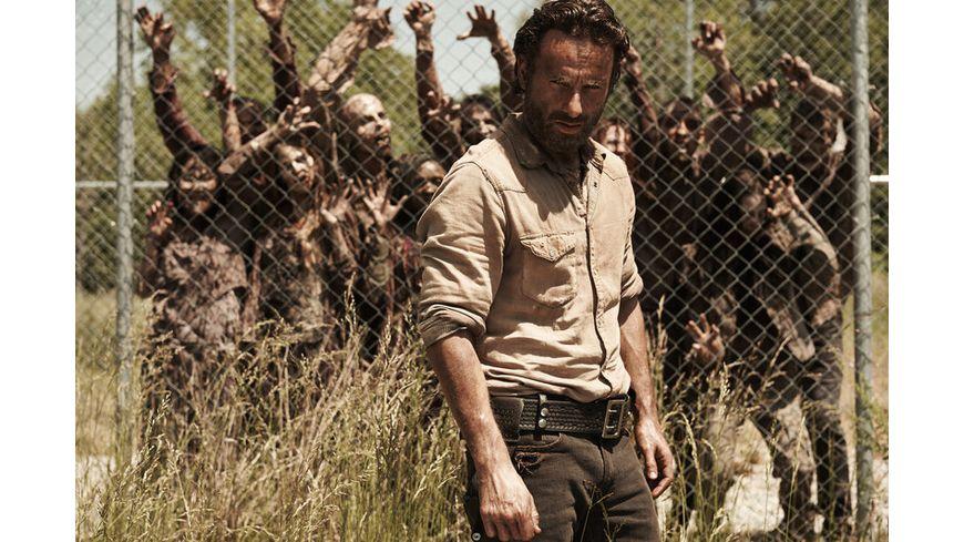 The Walking Dead Staffel 4 Uncut 5 DVDs