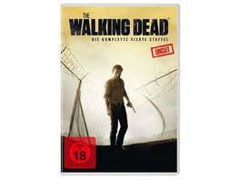 The Walking Dead Staffel 4 Uncut 5 DVDs