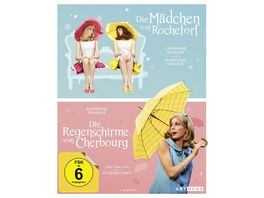Die Regenschirme von Cherbourg Die Maedchen von Rochefort OmU 2 BRs