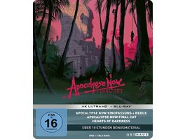 Apocalypse Now Limited 40th Anniversary Steelbook Edition 4K Ultra HD