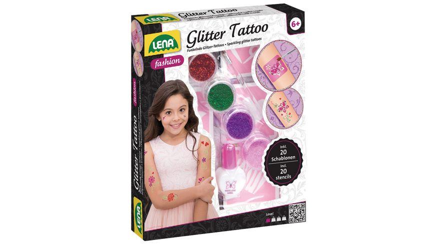 Lena Kreativ Fashion 42440 Glitter Tattoo