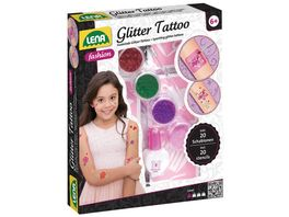 Lena Kreativ Fashion 42440 Glitter Tattoo
