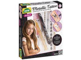 Lena Kreativ Fashion 42441 Metallic Tattoo