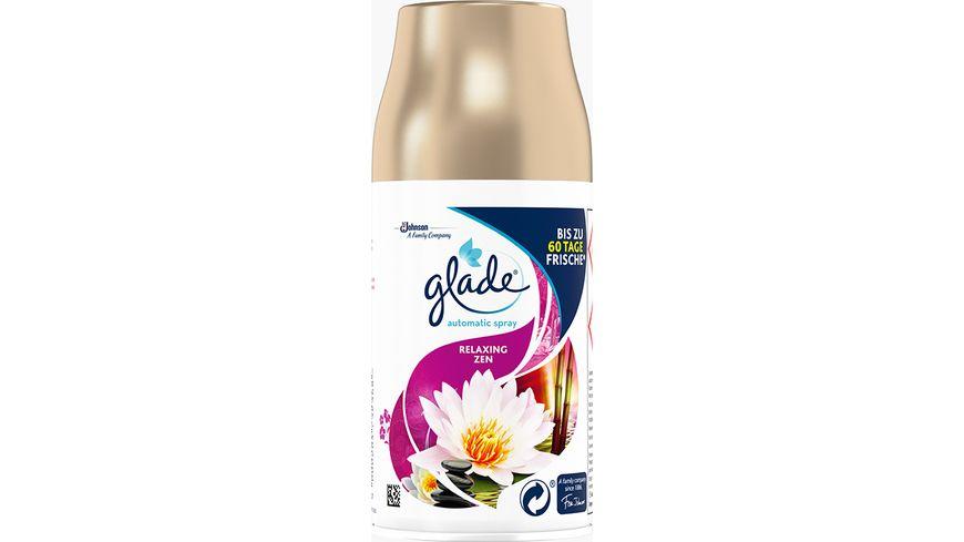 glade Automatic Spray Nachfueller Relaxing Zen