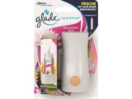 glade Touch Fresh Minispray Halter Relaxing Zen
