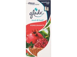 glade Touch Fresh Minispray Nachfueller Pomegranate