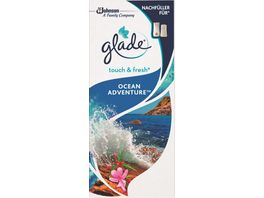 glade Touch Fresh Minispray Nachfueller Ocean Adventure
