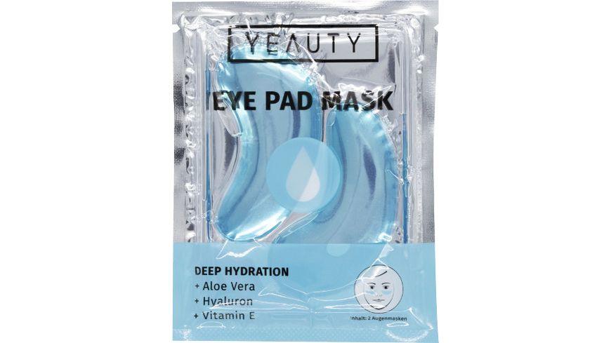 YEAUTY Deep Hydration Eye Pad Mask