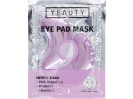 YEAUTY Energy Elixir Eye Pad Mask