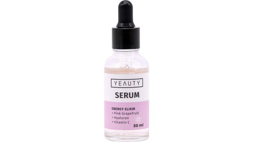 YEAUTY Energy Elixir Serum