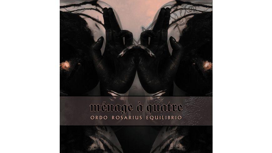 Menage A Quatre EP Limited Edition