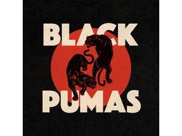 Black Pumas LP Coloured
