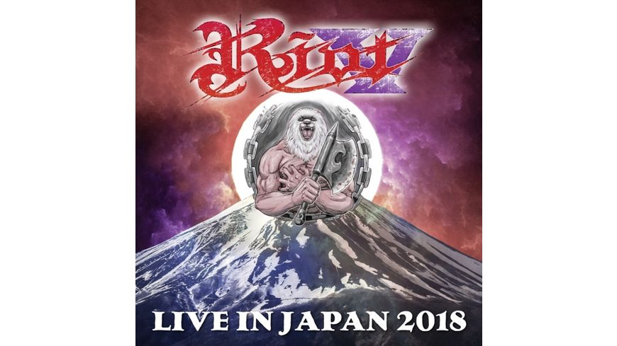 Live In Japan 2018 DVD 2CD