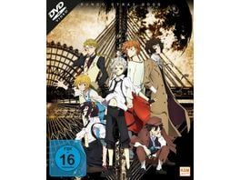 Bungo Stray Dogs Gesamtedition Staffel 1 Episode 01 12 3 DVDs